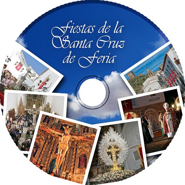 DVD de las fiestas de la Santa Cruz de Feria