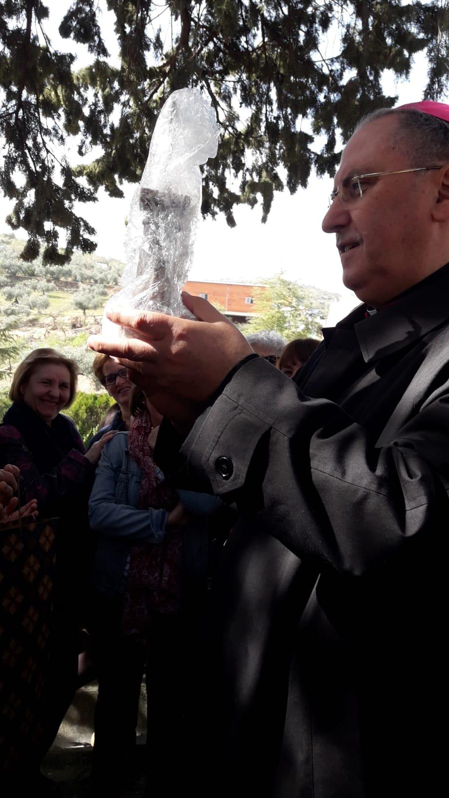 Visita Pastoral del Arzobispo D. Celso Morga Iruzubieta